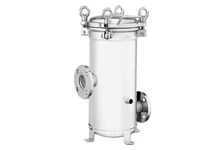 hoge druk filterhuis