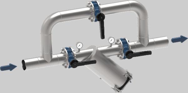 INSTALLAZIONE TIPICA LITEFIL Y ORIZZ 3D ANONIMA 3 600x299 - Simplex Strainer