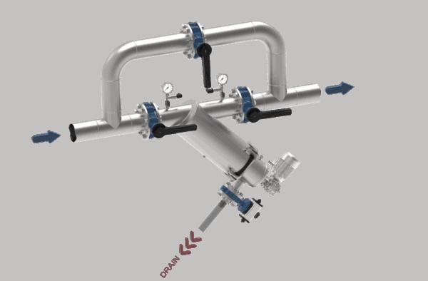 INSTALLAZIONE TIPICA WONDERBRUSH Y ORIZZ 3D ANONIMO 3 600x394 - Turbonet | Zelfreinigend Filter | Brush Technology