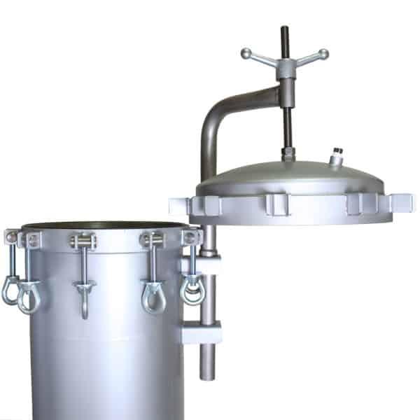 high pressure filterhousing