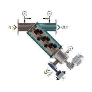 WSAP Y FLOW 300x300 - Zelfreinigend Filtersysteem Kaasfabriek
