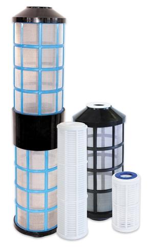 uitwasbare filterkaarsen - Uitwasbare Filters