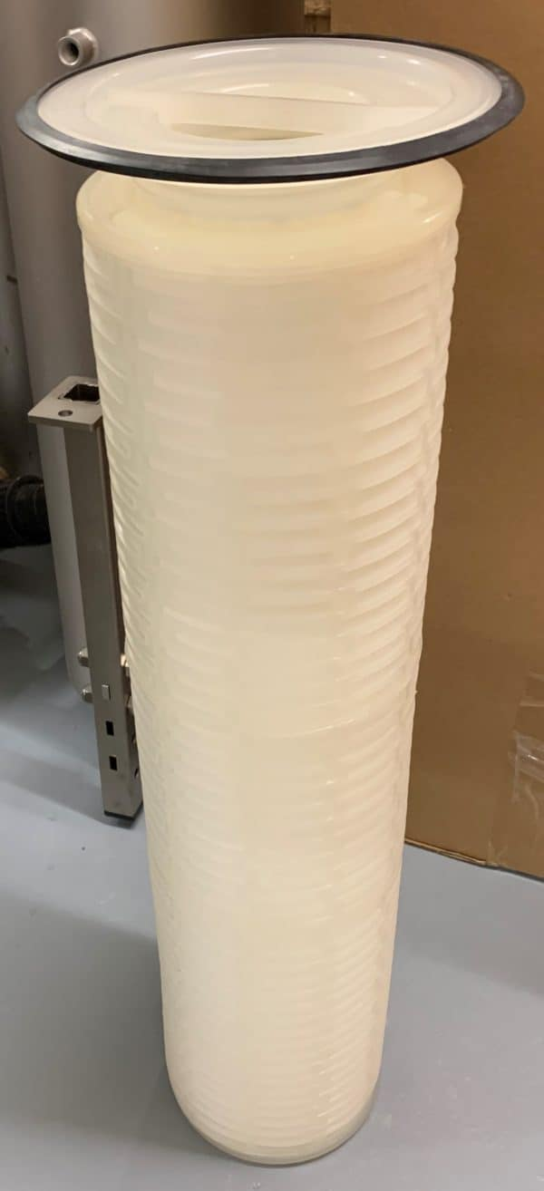 Pleated High Flow Filterelement